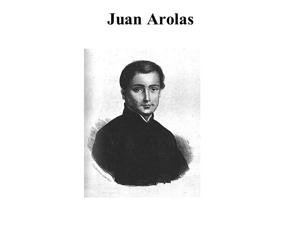 Juan Arolas