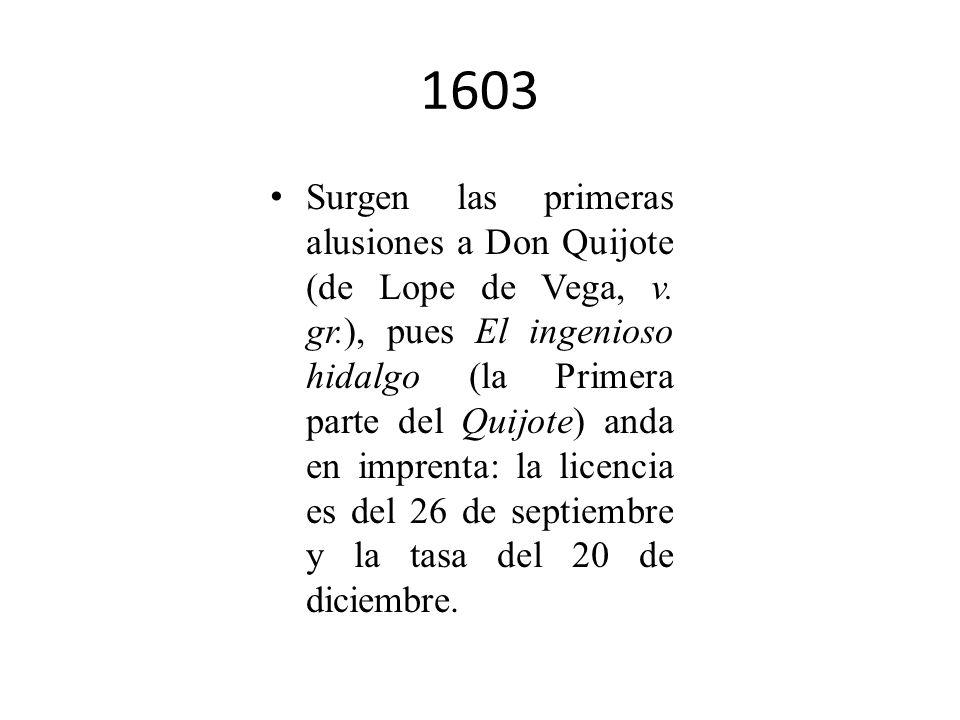1598 Muere Ana Franca de Rojas., su primera esposa. Compone el soneto «Al túmulo de Felipe II». Muere Felipe II. -Felipe III, rey. Gobierno del duque