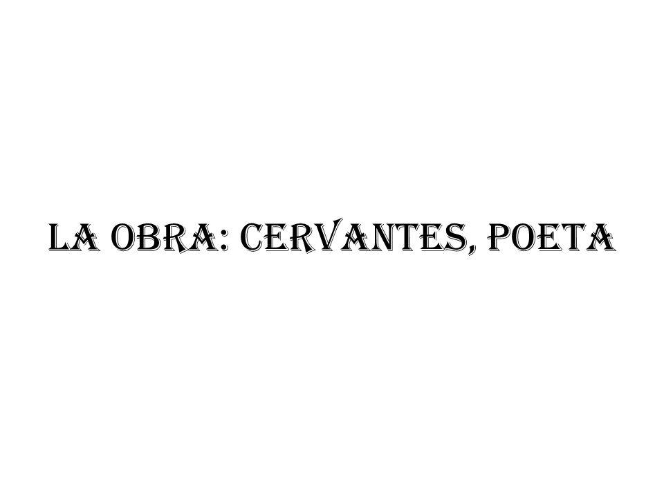 1616 Redacta la dedicatoria, al Conde de Lemos, del Persiles el 19 de abril. -Enfermo incurable de hidropesía, el 22 de abril Muere Shakespeare