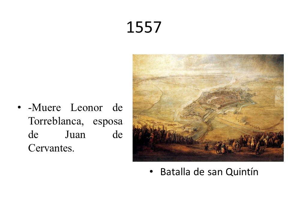 1553 -La familia regresa a Alcalá y comienza su deambular por el Sur (Córdoba), donde está el abuelo, Juan de Cervantes. -Tiziano, Dánae.