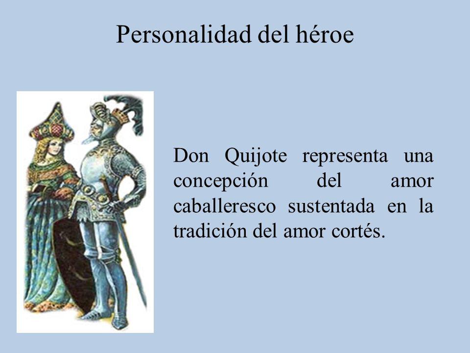 Sus dos personajes centrales, don Quijote y Sancho, constituyen una síntesis poética del ser humano, pero no son figuras contrarias, sino complementar