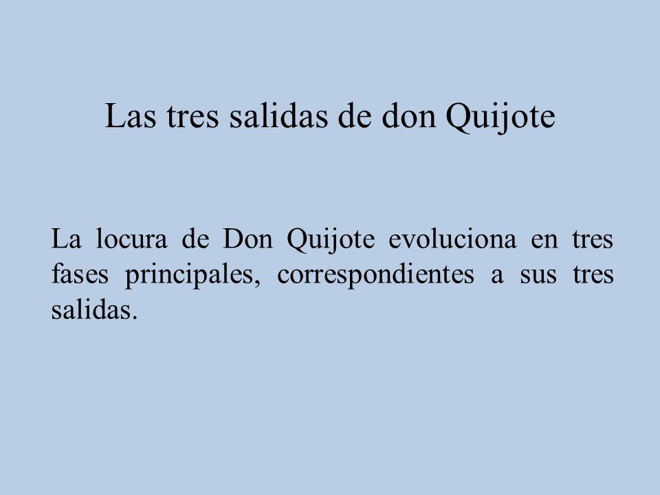 De todo ello se desprende que el Quijote es una magna síntesis de vida y literatura, una genial integración de realismo y fantasía. Todo lo humano es