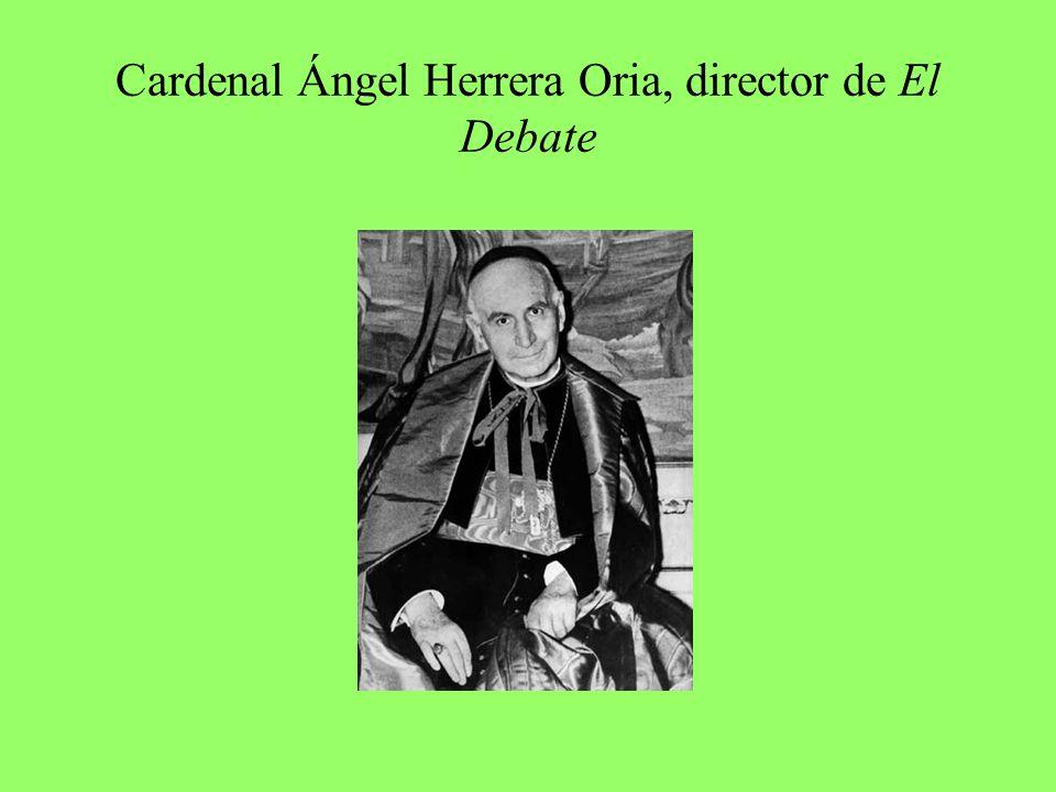 El cardenal Isidro Gomà, más moderado que Segura