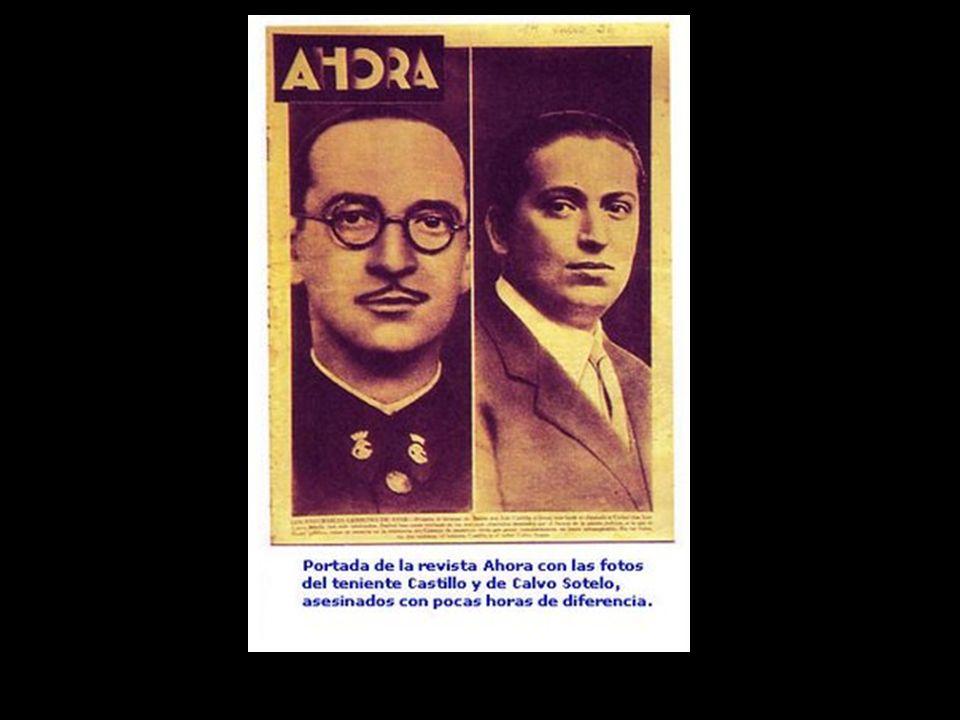 Dirigentes izquierdistas encarcelados tras la Revolución de Asturias (1934 )
