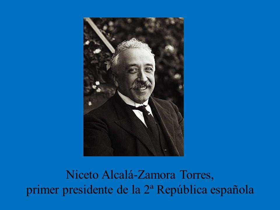 Sindicatos y partidos políticos durante la 2ª República