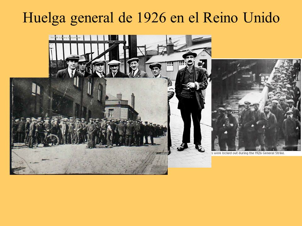 Huelga general de 1926 en el Reino Unido
