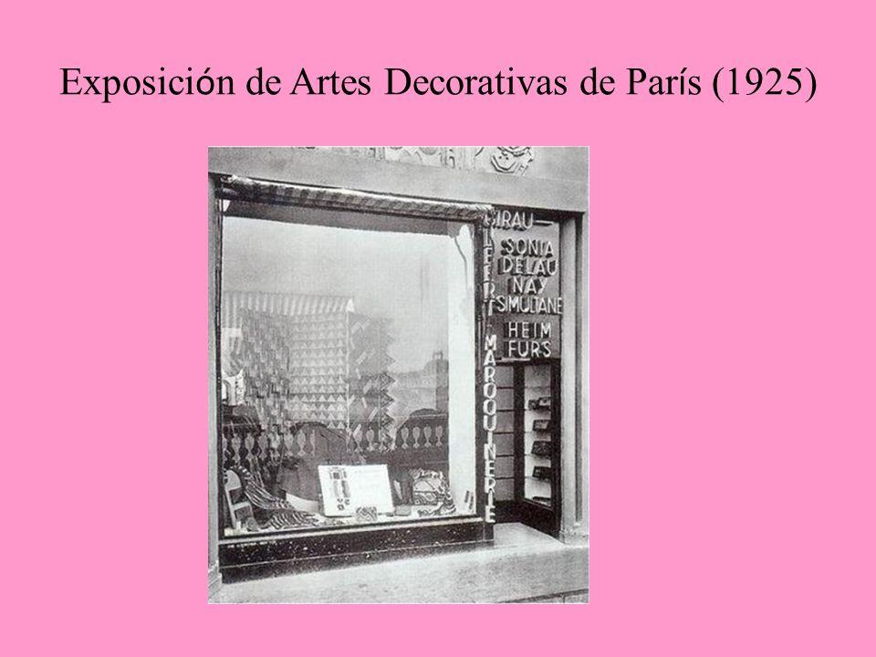 Exposici ó n de Artes Decorativas de Par í s (1925)