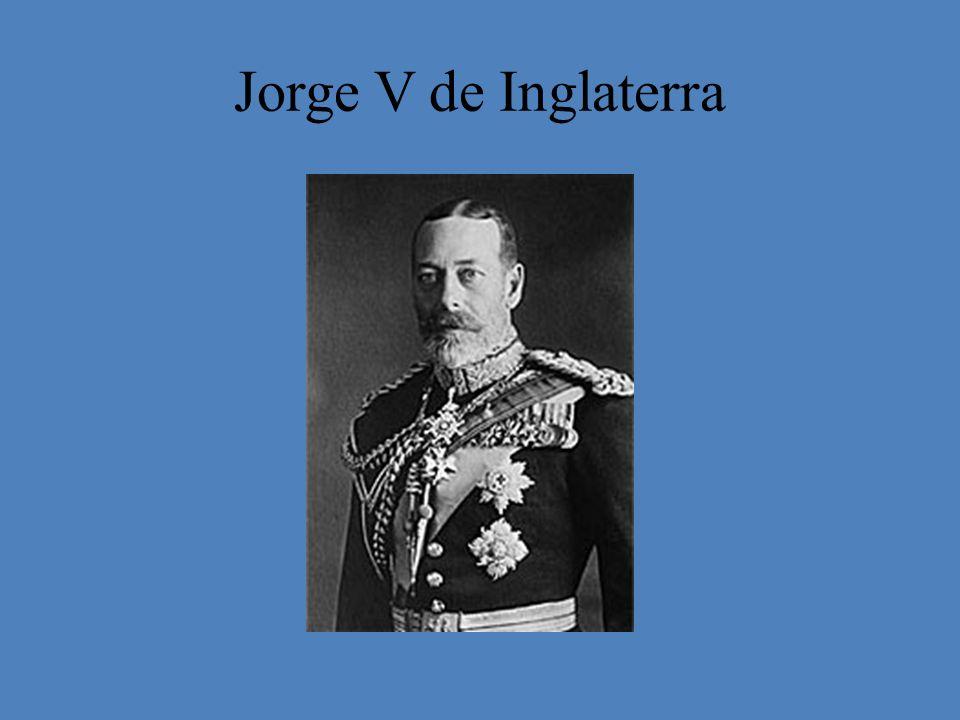 Jorge V de Inglaterra