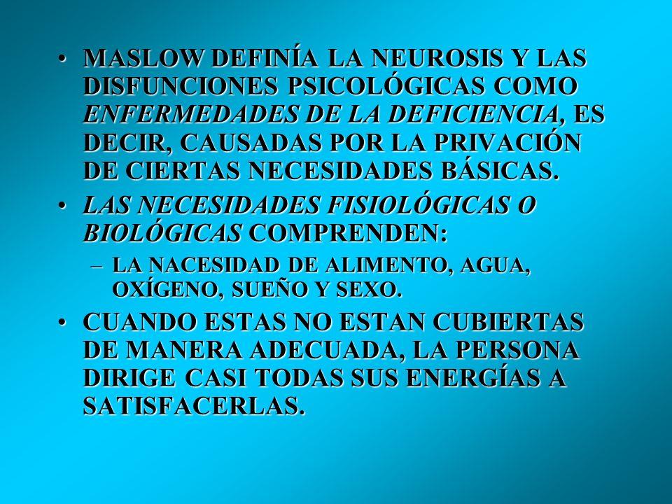 CONCEPTOS PRINCIPALES JERARQUÍA DE LAS NECESIDADES HUMANAS.JERARQUÍA DE LAS NECESIDADES HUMANAS. AUTOACTUALIZACIÓN.AUTOACTUALIZACIÓN. EXPERIENCIA CUMB