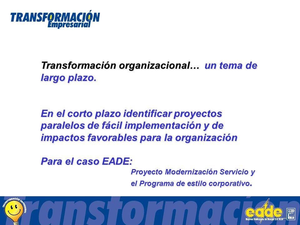 La Organización por Procesos vs la Organización Funcional