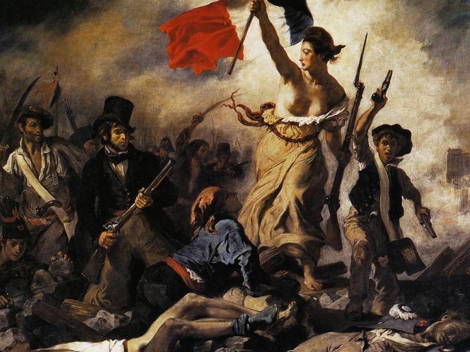 Grandes tensiones sociales pero bonanza económica: –Revolución industrial.