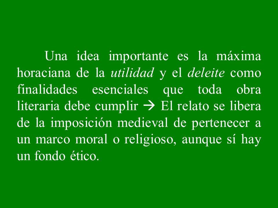 ESTRUCTURA DE LOS LIBROS DE CABALLERÍAS Ø Parte Primera.