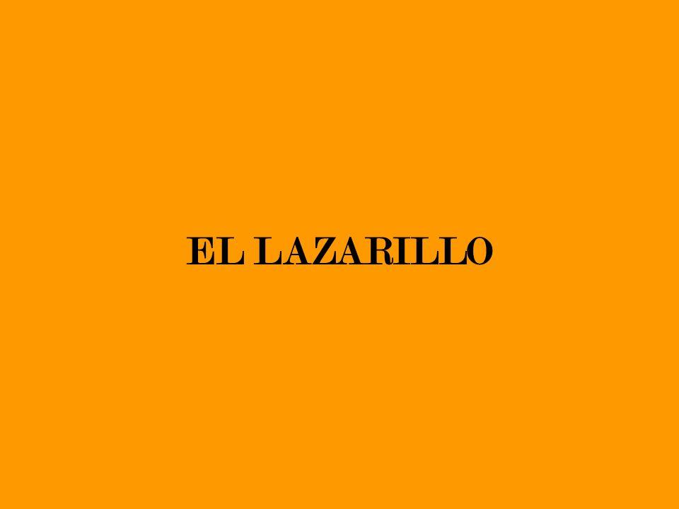 EL LAZARILLO