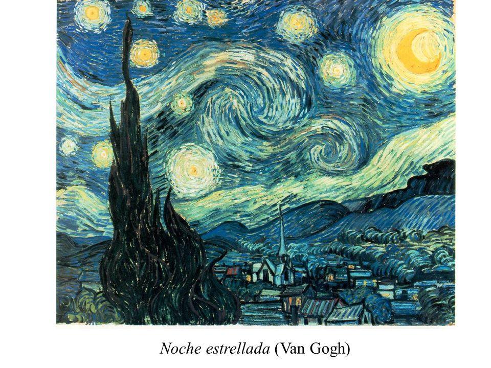 Noche estrellada (Van Gogh)