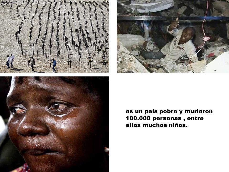 16/05/12 Estas son unas imágenes del terremoto de Haití y cómo ha quedado