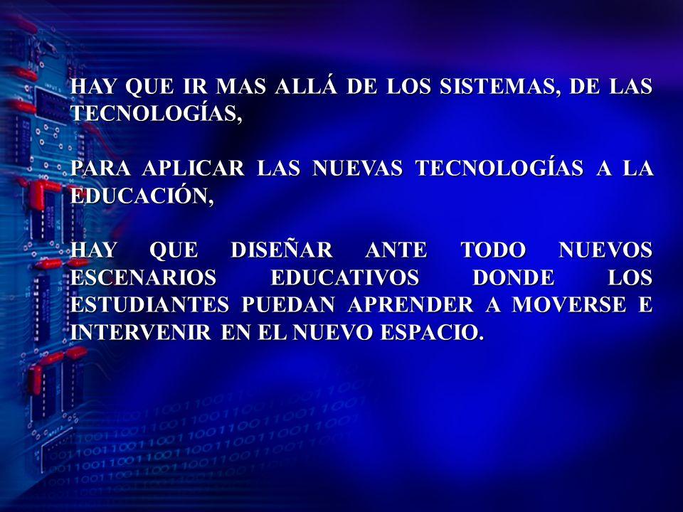 EL ESPACIO INTERACTIVO VIRTUAL QUE SE REALIZA A TRAVÉS DE LA RED DE INTERNET, NO ES PRESENCIAL.
