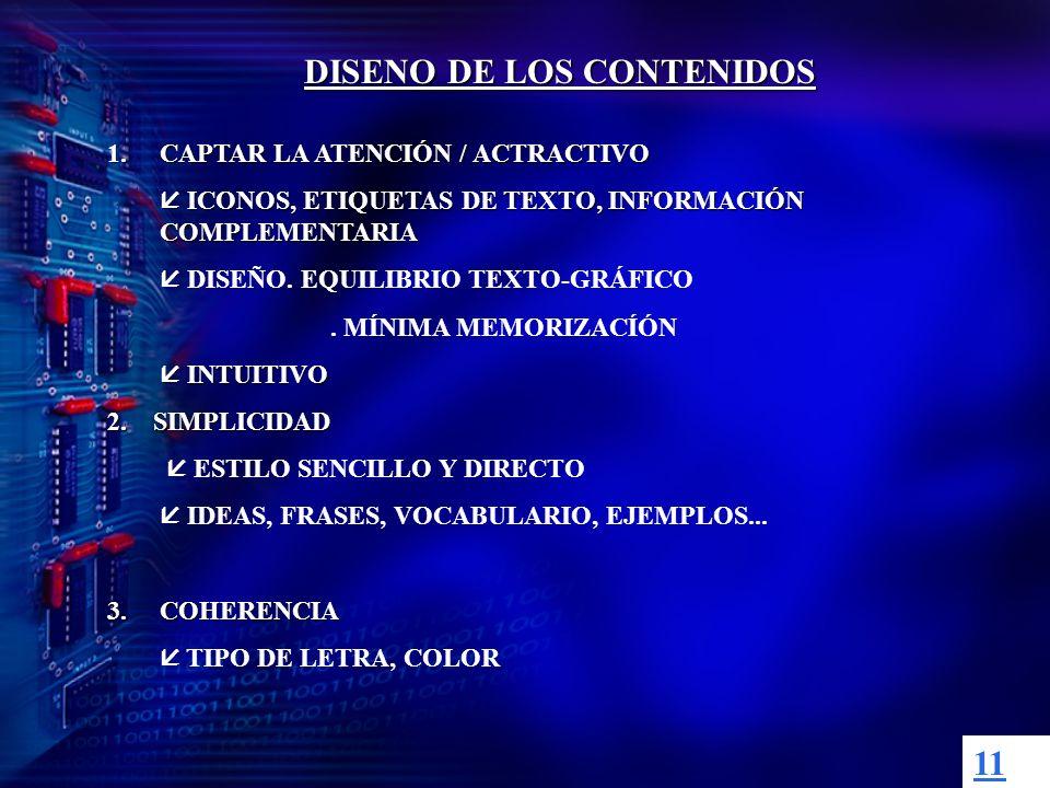 10 CONTENIDOS + MATERIALES EXISTENTES EN MERCADO + MODIFICACIÓN Y ADAPTACIÓN + DISEÑO Y ELEBORACIÓN PROPIA 1.DETERMINAR OBJETIVOS 2.IDENTIFICAR DESTINATARIO 3.SELECCIONAR CONTENIDOS 4.REVISAR MATERIALES 5.DISEÑAR ESTRATEGIA PEDAGÓGICA (IMPLEMENTACIÓN Y EVALUACIÓN) PASOS: