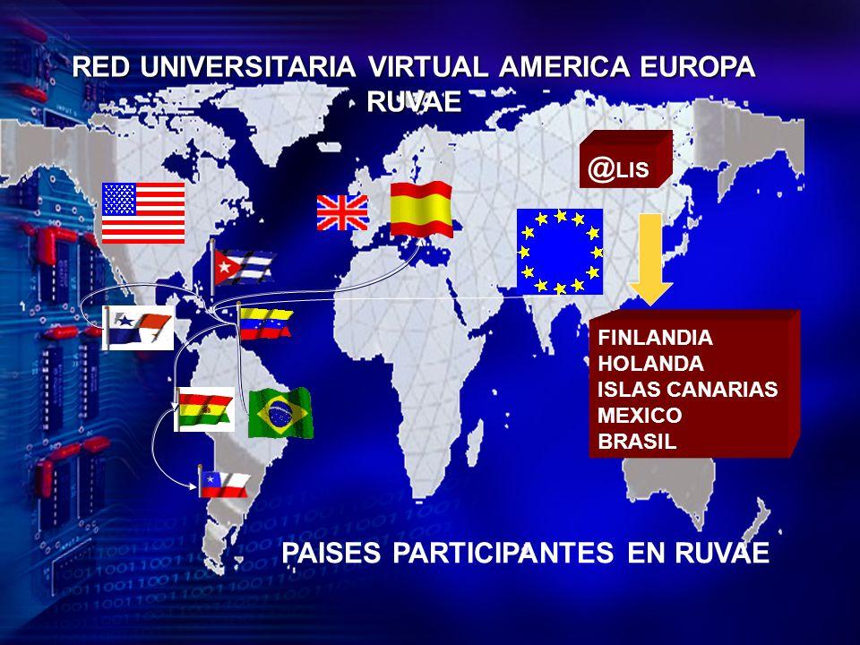EUROLAT-IS: INICIATIVA DE ESTÍMULO DE ACCIONES CONJUNTAS EURO-LATINOAMERICANAS SOBRE APLICACIONES INDUSTRIALES Y SOCIALES DE LAS TECNOLOGÍAS DE LA SOCIEDAD DE LA INFORMACIÓN.
