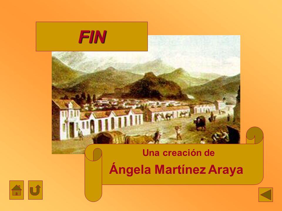 FIN Una creación de Ángela Martínez Araya