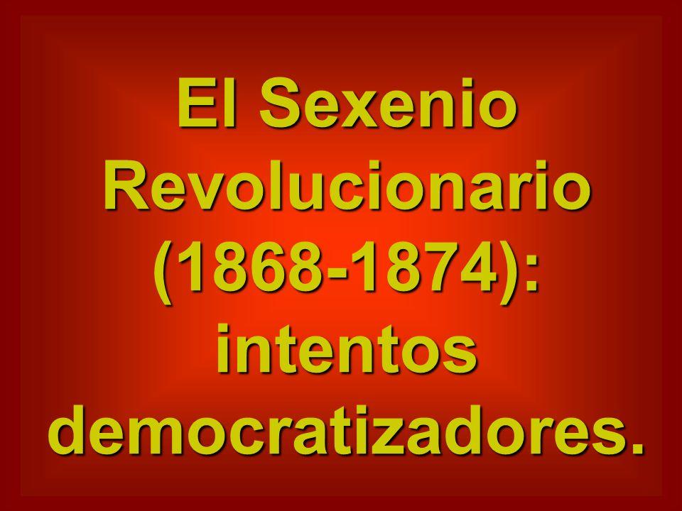 ÍNDICE ÍNDICE 1.Introducción 2.Contexto histórico internacional 3.El Sexenio Revolucionario: A.