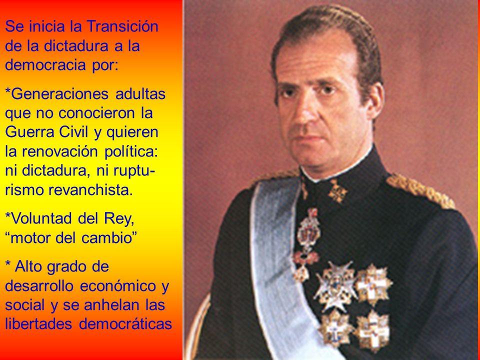 Antonio Mª de Oriol, Pdte.