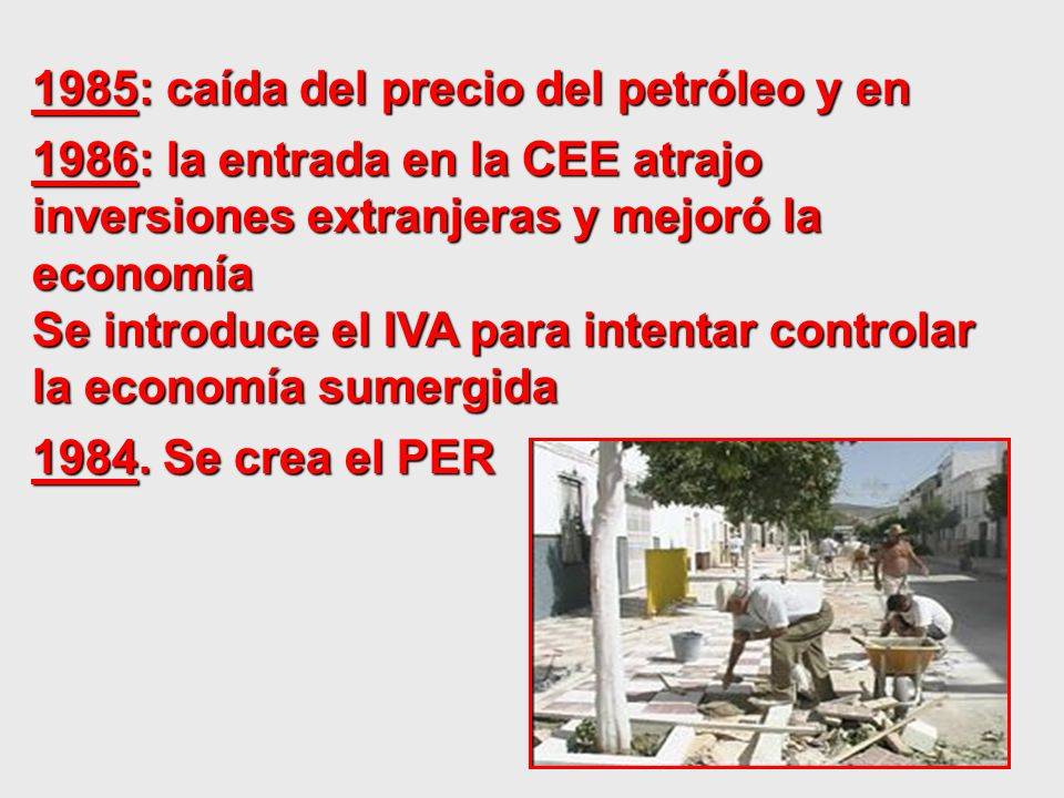 * Pese a las rotundas promesas electorales de 1982, Felipe González anunció su permanencia en la OTAN y la convocatoria de un referéndum (marzo, 1986) en el que tuvo que defender activamente el sí.