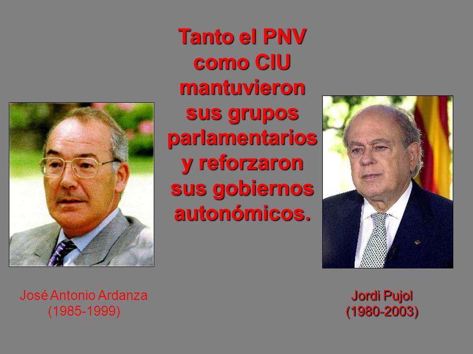 El PSOE gobernaba en 8 comunidades y en la mayoría de los ayuntamientos.