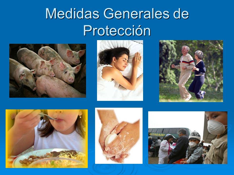 Medidas Generales de Protección