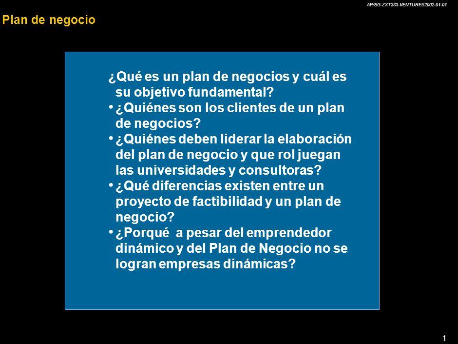 Conferencia: Elaboración de planes de negocio Metodología McKinsey