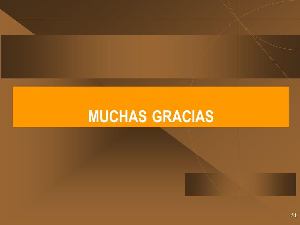 51 MUCHAS GRACIAS