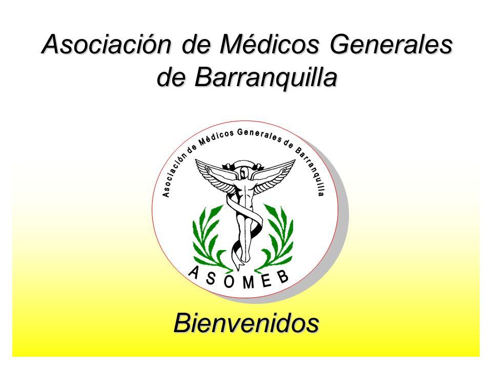Asociación de Médicos Generales de Barranquilla Bienvenidos