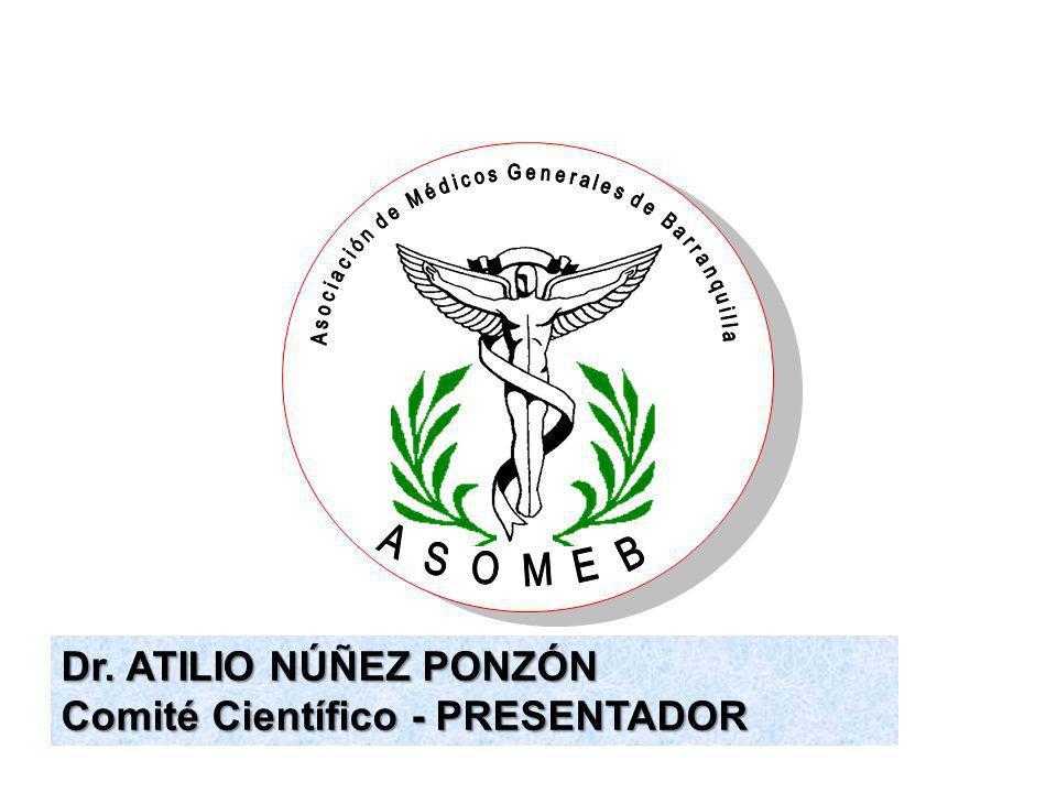Dr. ATILIO NÚÑEZ PONZÓN Comité Científico - PRESENTADOR