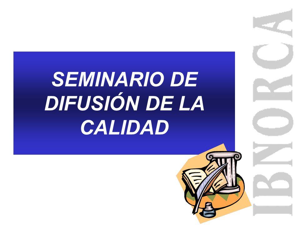 NUESTRO SERVICIO ES LA CALIDAD INSTITUTO BOLIVIANO DE NORMALIZACIÓN Y CALIDAD www.ibnorca.org