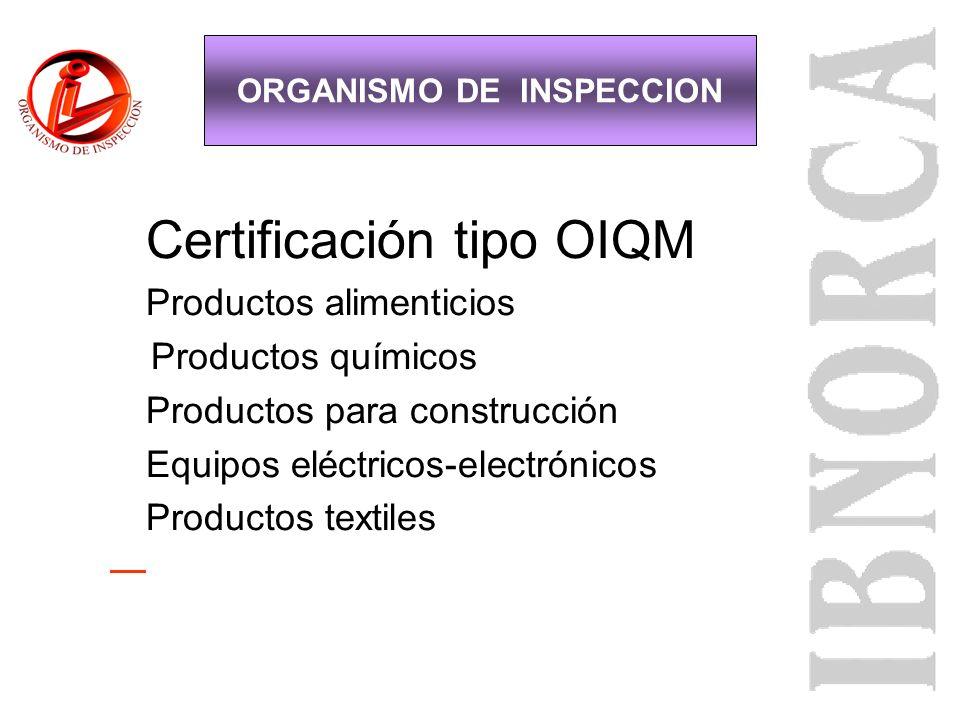 CERTIFICACIÓN A LOTES Esta modalidad de certificación ISO 7 la requieren, empresas o instituciónes que reciben los productos, para evidenciar que las