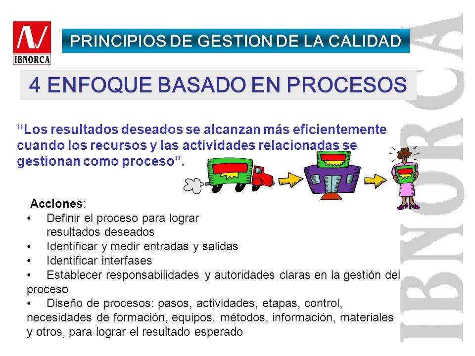 3 PARTICIPACIÓN DEL PERSONAL El personal con independencia del nivel en el que se encuentre, es la esencia de una organización y su total implicación