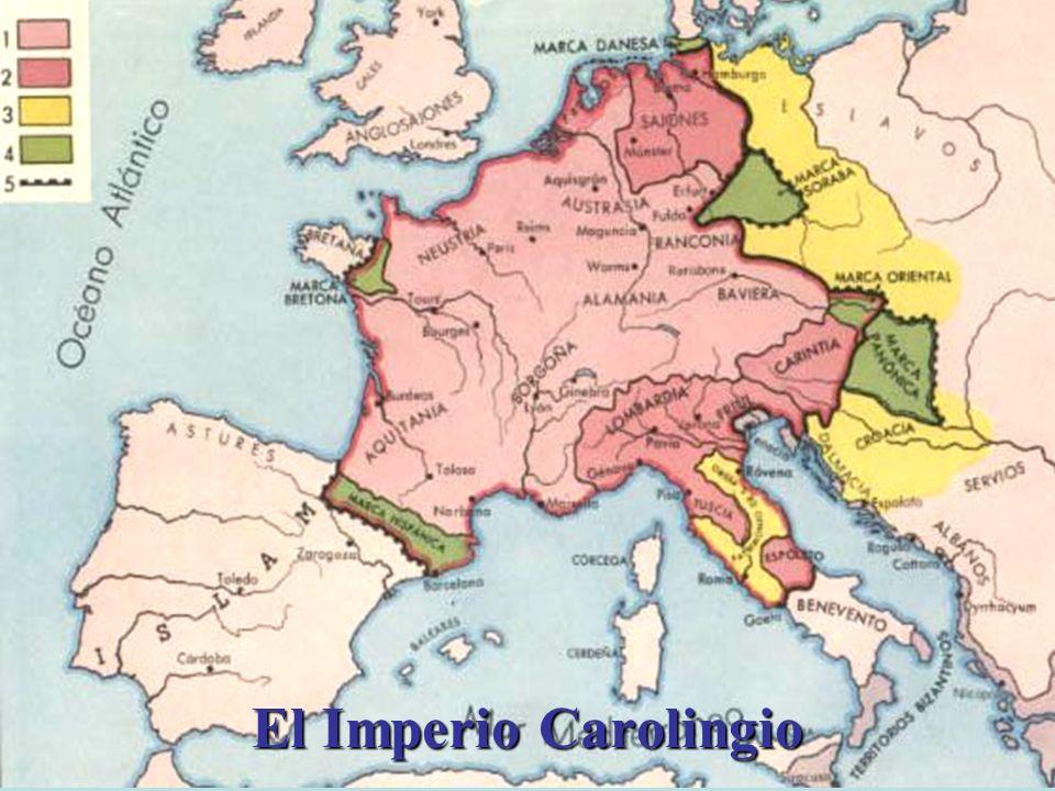 14 El Imperio Carolingio