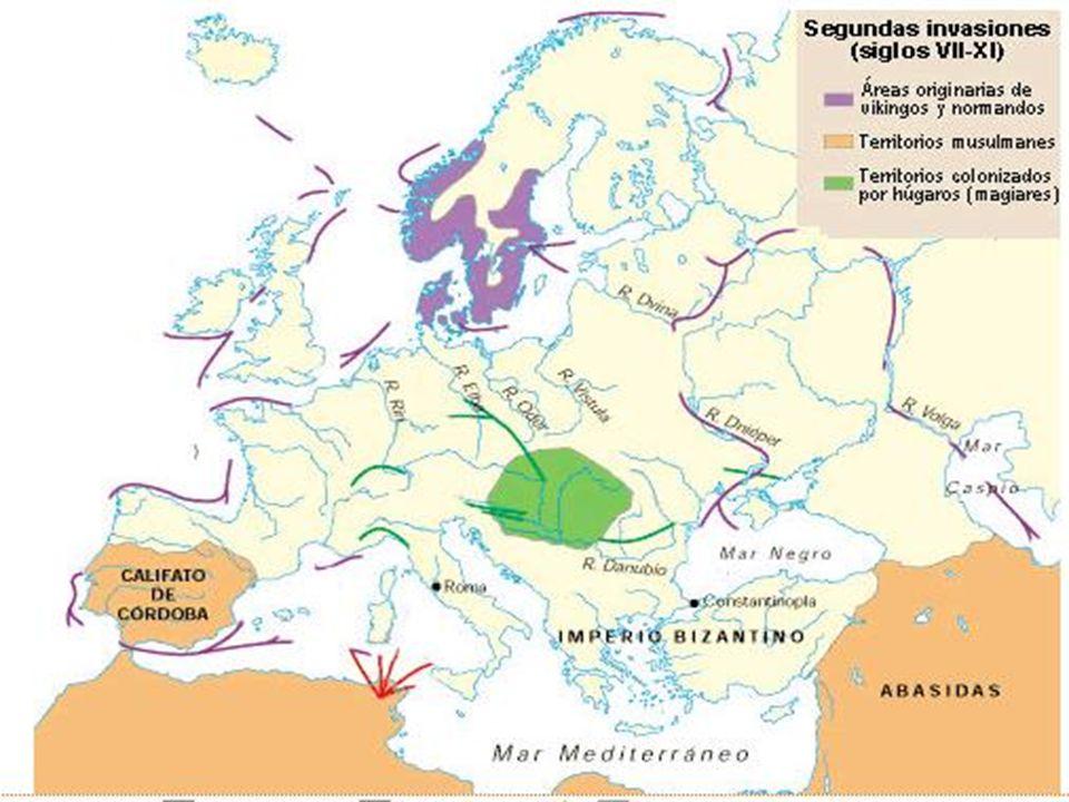 16 Organización y Administración del Imperio Se comenzó a asentar una capital fija: la ciudad de Aquisgrán.