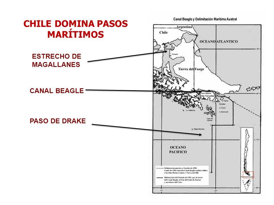 El concepto de tricontinentalidad, entre otros aspectos, significa que Chile I) mantiene relaciones económicas con tres continentes: Asia, Europa y Oceanía.