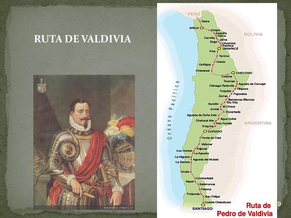 RUTA DE VALDIVIA 29