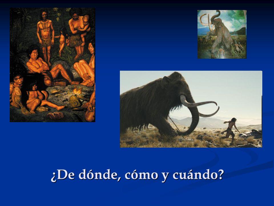 Ideas Básicas 1.Proceso de Evolución Humana 2. Expansión a través de los continentes 3.