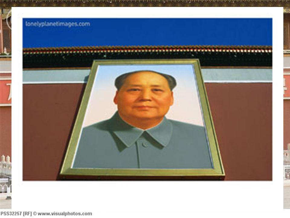Pregunta PSU Mao Tsé-Tung pretendió asumir el liderazgo del comunismo en China, para ello emprendió lo que se denominó Revolución Cultural.