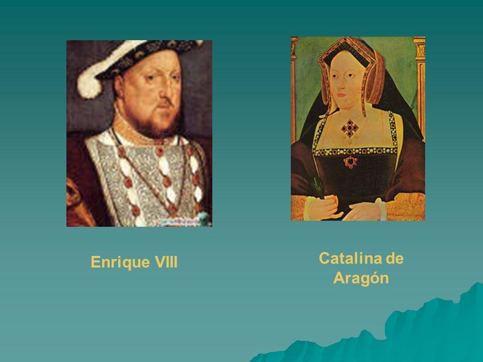 Enrique VIII Catalina de Aragón