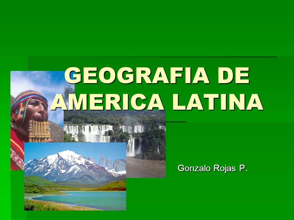 ¿Qué es América Latina.