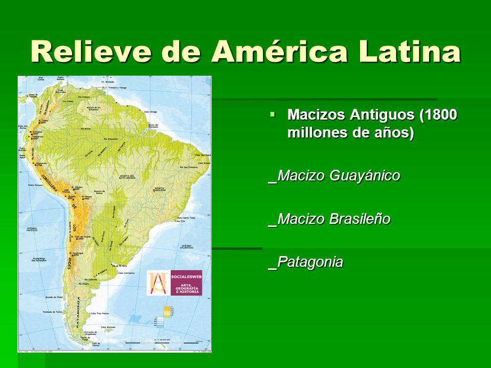 Características de la Población de A.