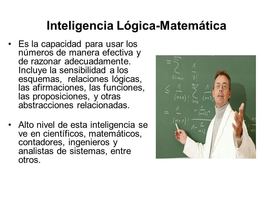 Es la capacidad para usar los números de manera efectiva y de razonar adecuadamente. Incluye la sensibilidad a los esquemas, relaciones lógicas, las a