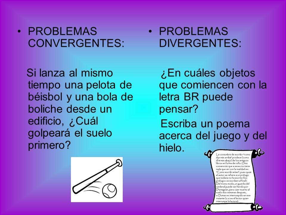 Un buen modo de afrontar una solución es clasificar el problema y compararlo con otros similares ya resueltos.