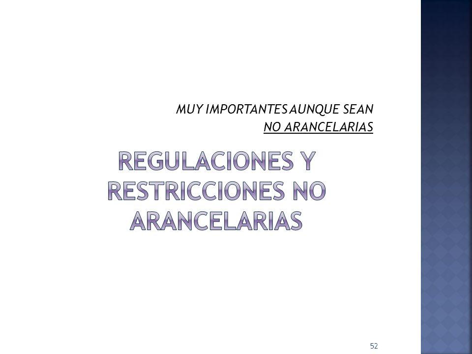 MUY IMPORTANTES AUNQUE SEAN NO ARANCELARIAS 52