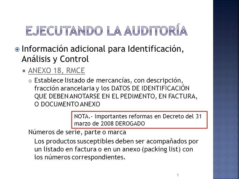 Delito de CONTRABANDO Artículo 103.Se presume cometido el delito de contrabando cuando: XIII.