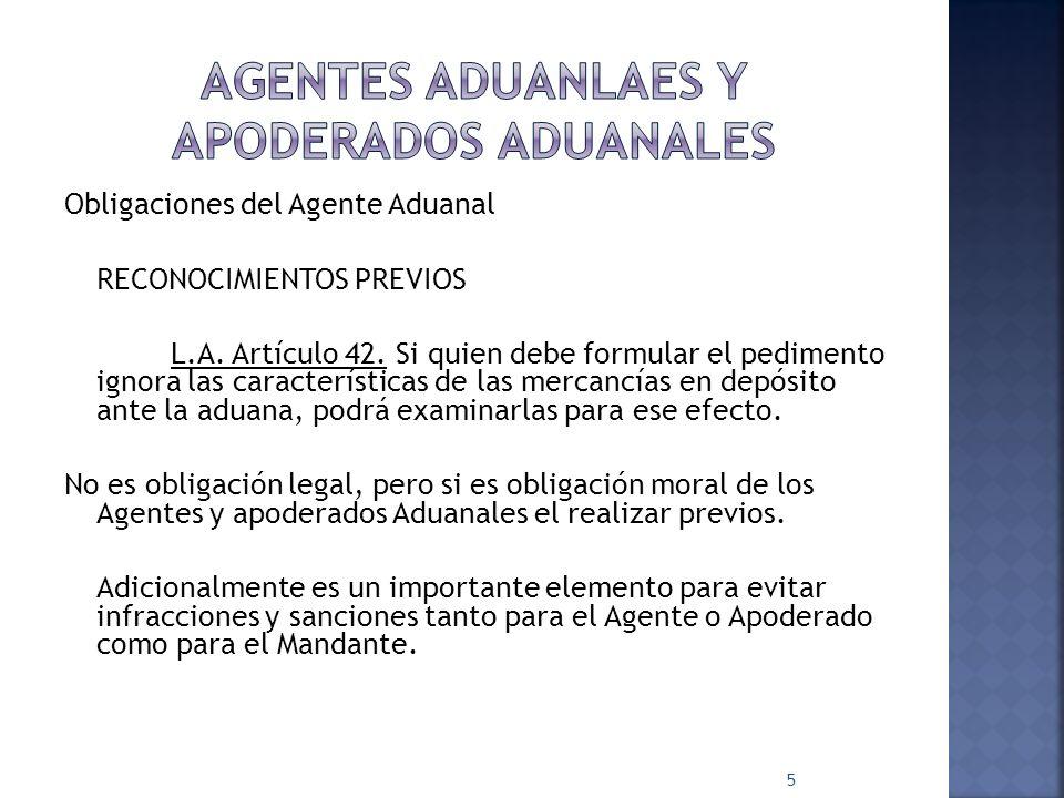 Principales infracciones para efectos de auditoría …/… II.