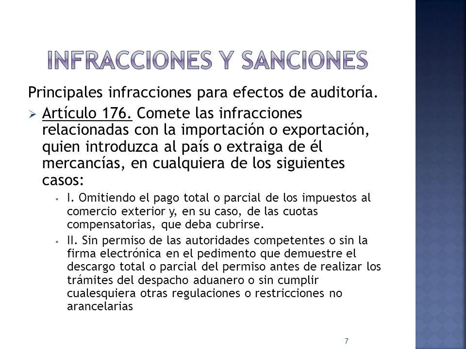 Sanciones Artículo 183.